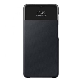 Capa Smart S View Wallet Samsung Galaxy A72 Preto
