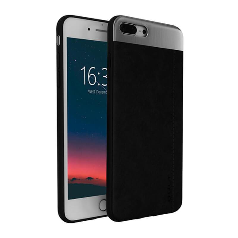 Back Case Qult Slate iPhone 7/ 8 Plus - Preto
