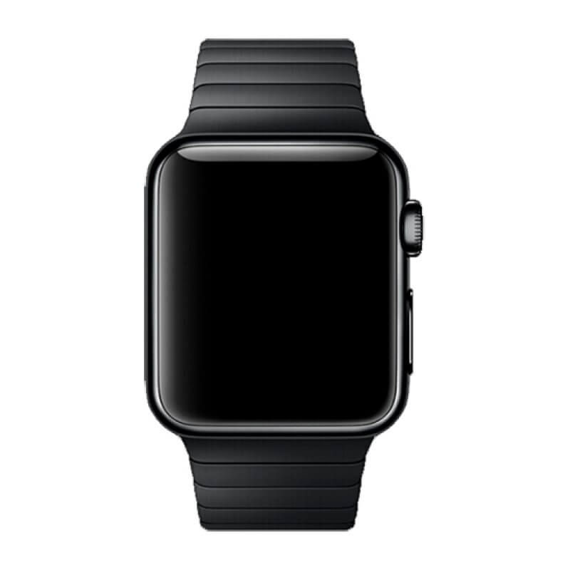 Bracelete Apple Watch 44mm Elegant Devia Link - Cinzento Sideral