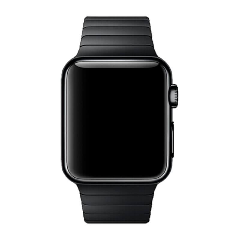 Bracelete Apple Watch 40mm Elegant Devia Link - Cinzento Sideral