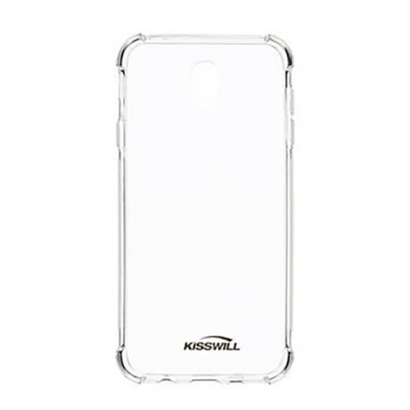 Capa Silicone Kisswill Xiaomi Redmi Note 6 - Transparente