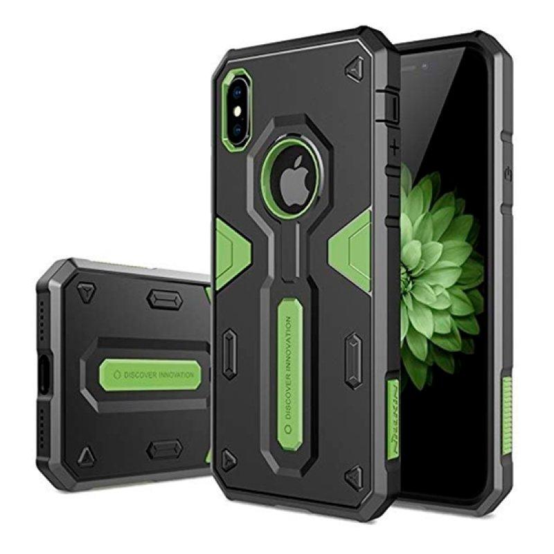 Capa Nillkin Defender Apple iPhone Xs Max - Verde
