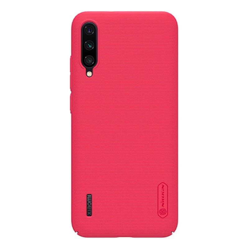 Capa Rigida Nillkin Frosted Xiaomi Mi A3 - Vermelho