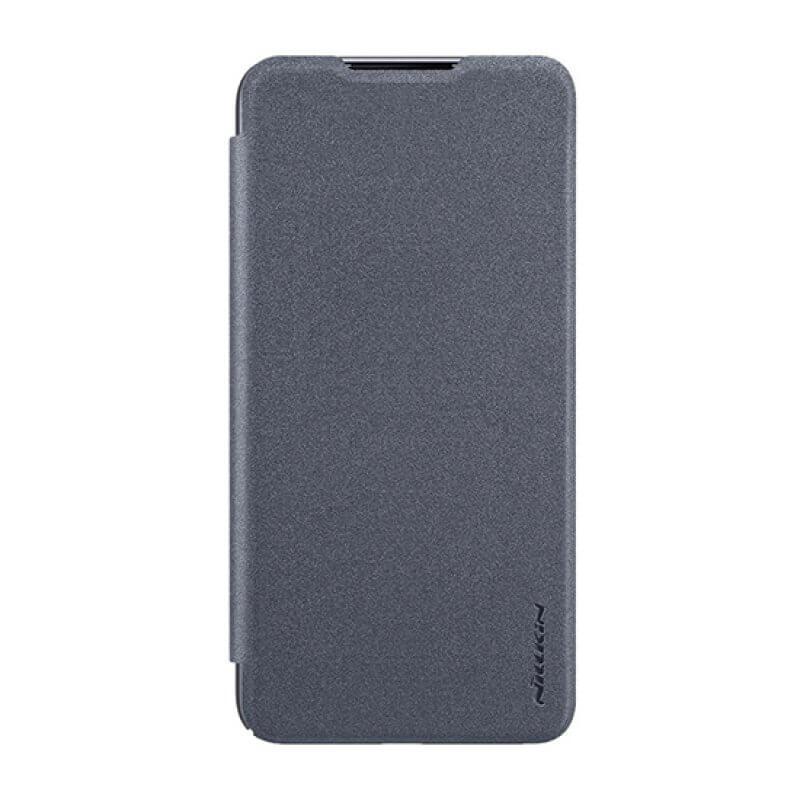 Leather Case Nillkin Xiaomi Mi A3 - Preto