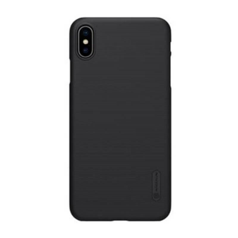 Capa Rigida Nillkin Frosted iPhone XS Max - Preto