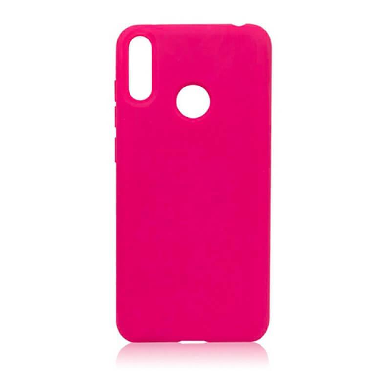 Silicone Cover Samsung Galaxy A50 - Rosa