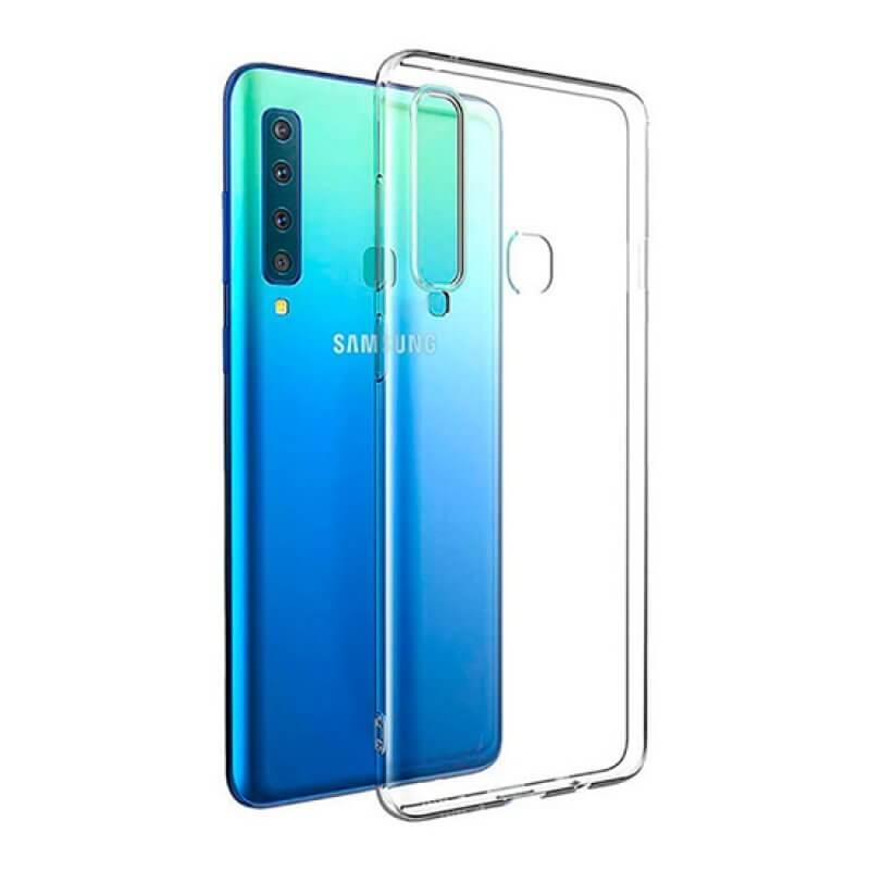 Capa silicone samsung Galaxy A9 A920 - Transparente