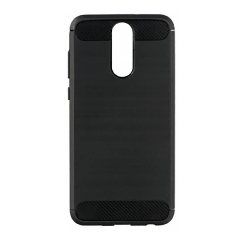 Capa carbono Huawei Mate 10 Lite - Preto