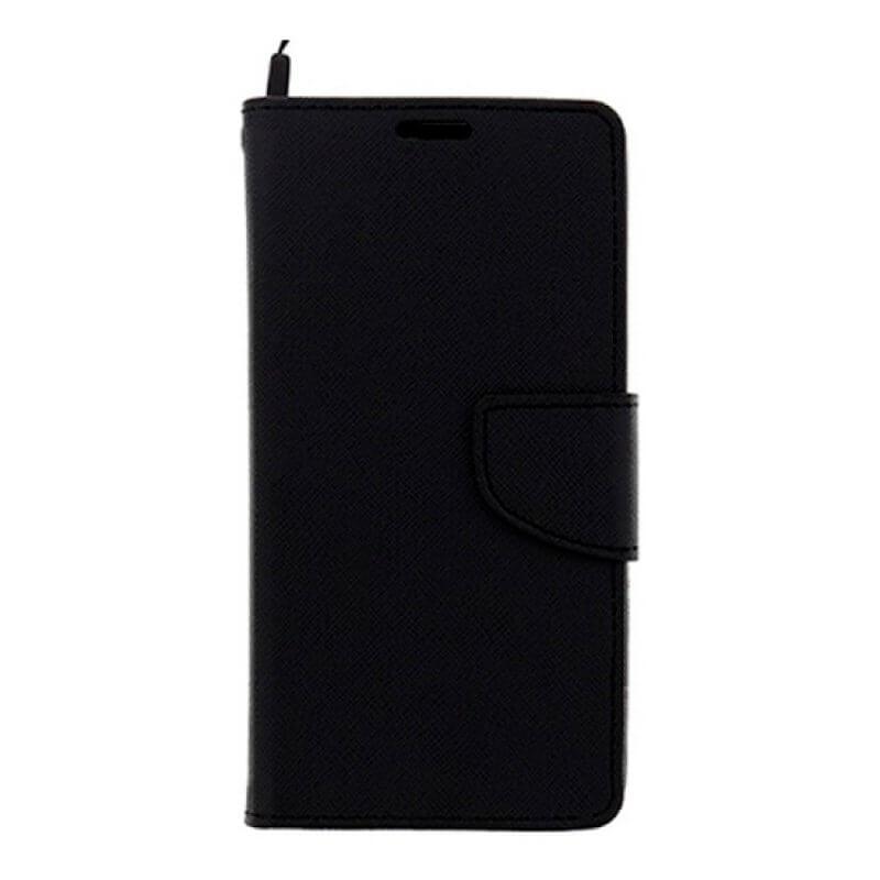 Flip Cover Fancy Diary Xiaomi Redmi 4A - Preto