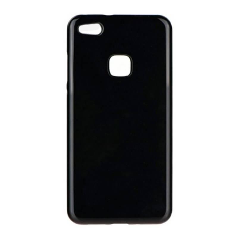Capa silicone Pudding Slim Huawei P10 Lite - Preto