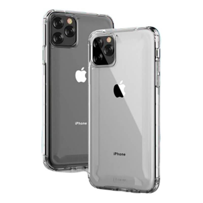 Case Shark4 Shockproof Devia iPhone 11 Pro Max - Transparente
