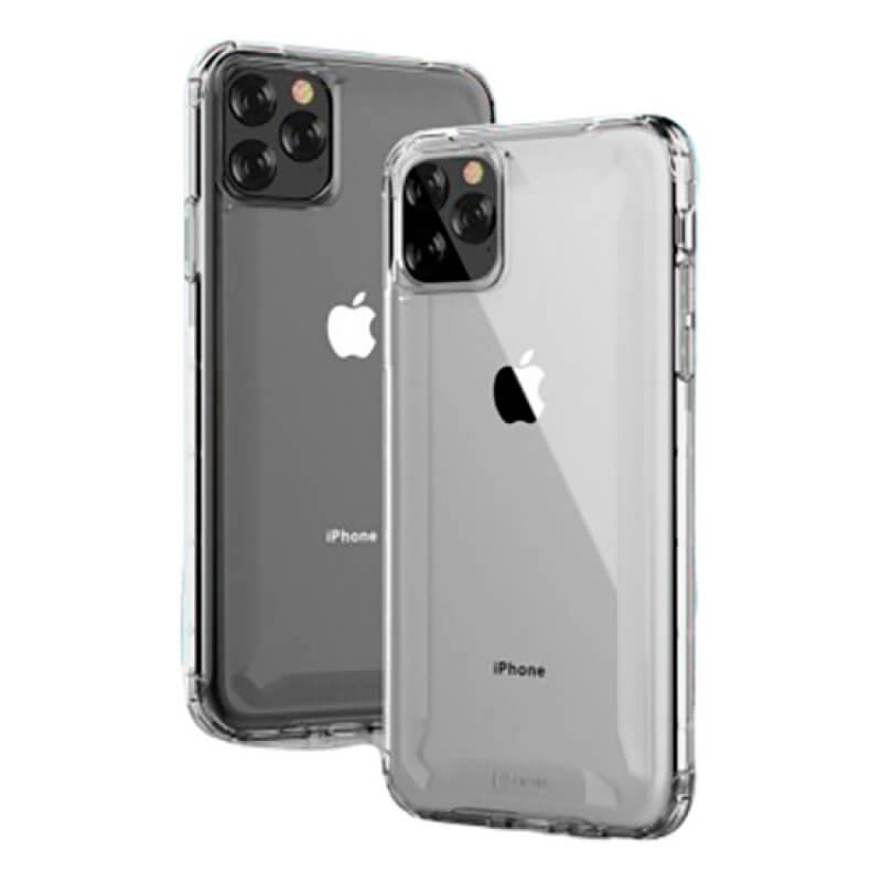 Case Shark4 Shockproof Devia iPhone 11 Pro - Transparente