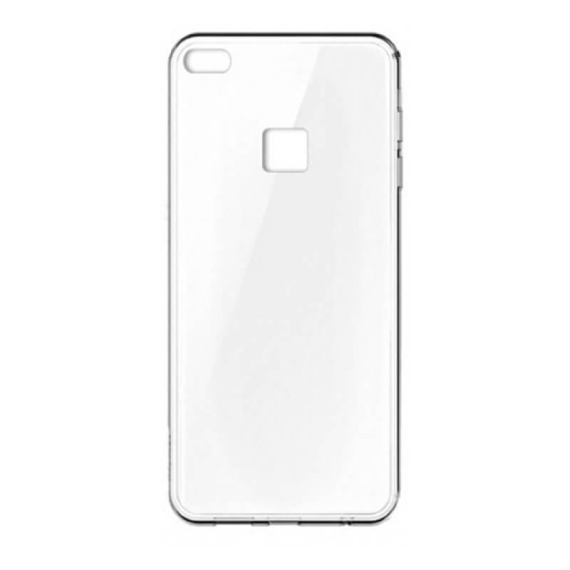 Capa silicone Huawei P10 Lite - Transparente