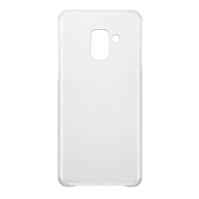 Capa silicone Samsung A6 A600 - Transparente