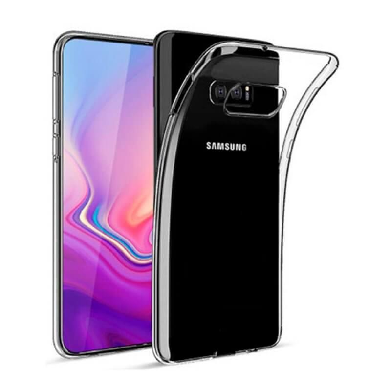 Capa Silicone Samsung Galaxy S10e G970 - Transparente
