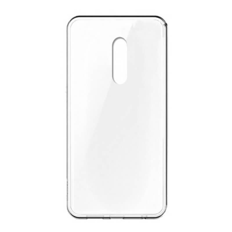 Capa silicone Xiaomi Redmi Note 4X - Transparente