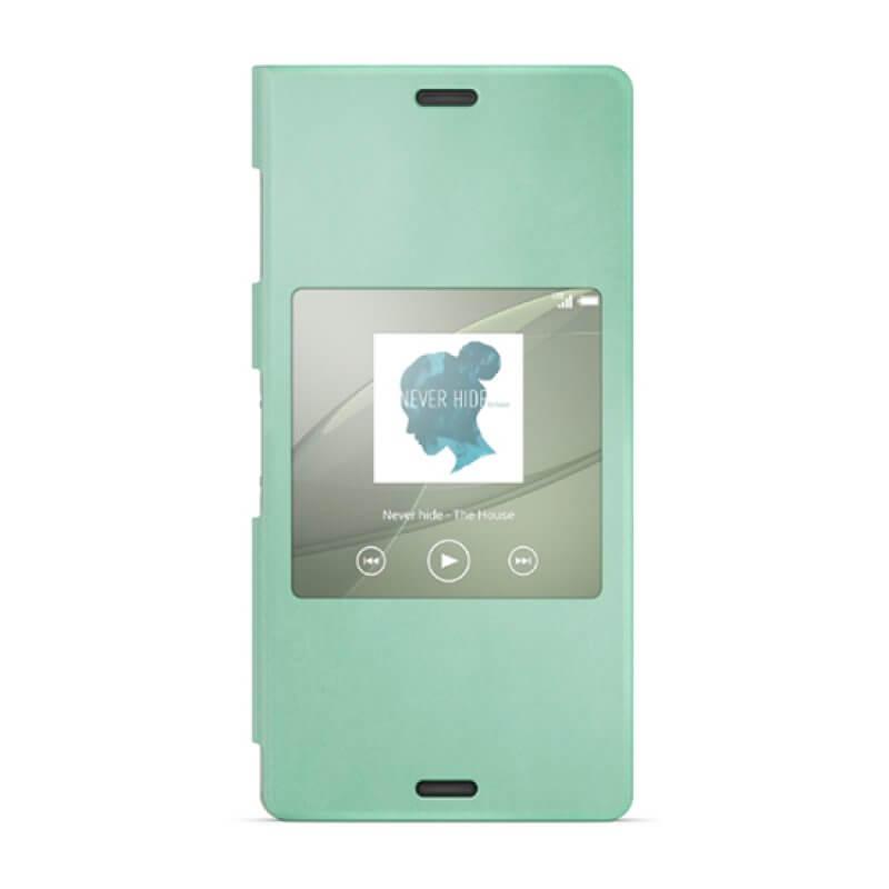 Capa Style Cover Sony Xperia Z3 Verde