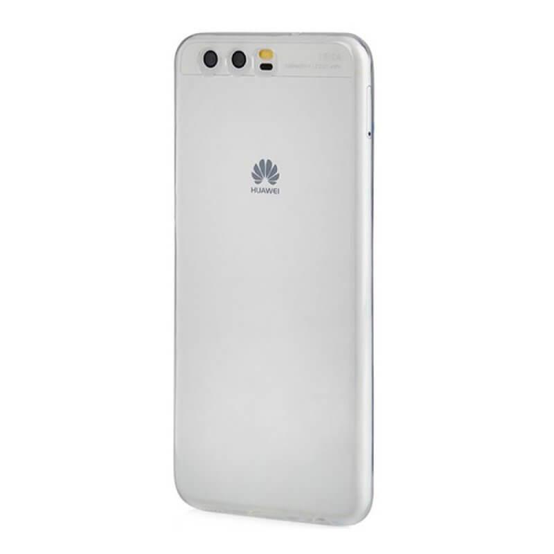 Capa silicone Huawei P10 - Transparente