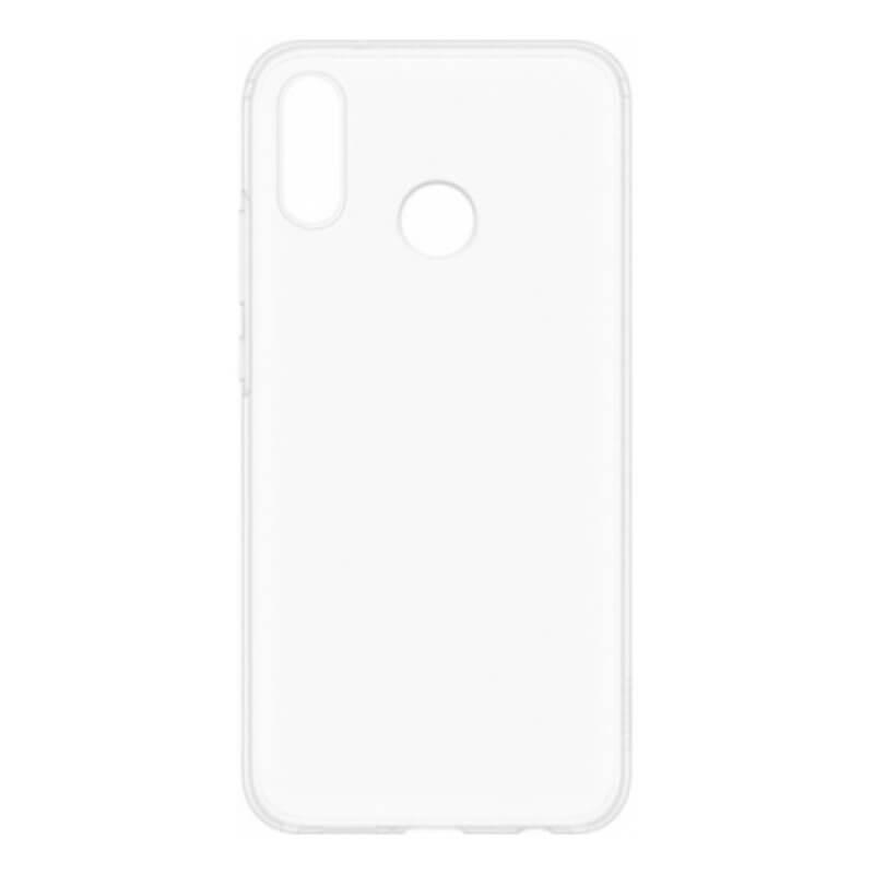 Capa silicone Huawei P20 Lite - Transparente