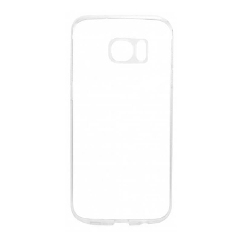 Capa silicone Samsung S7 Edge G935 - Transparente