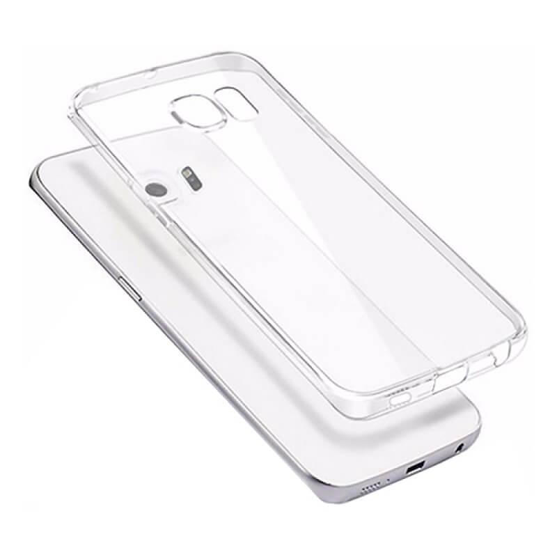 Capa silicone Samsung S7 G930 - Transparente
