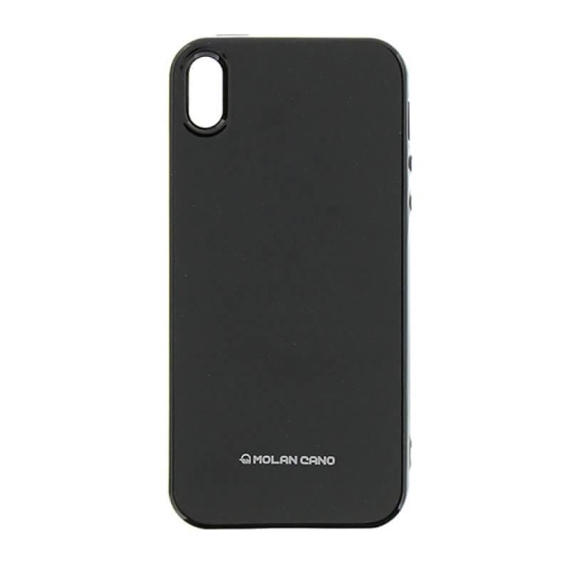 Case TPU Molan Cano Xiaomi Note 6 Pro - Preto