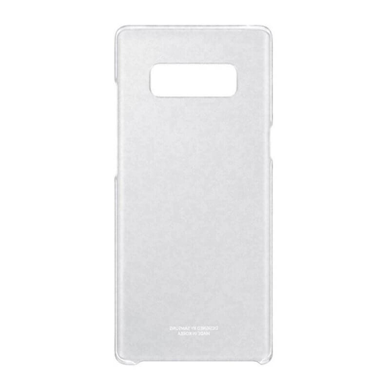 Clear Cover Samsung Note 8 N950 - Transparente