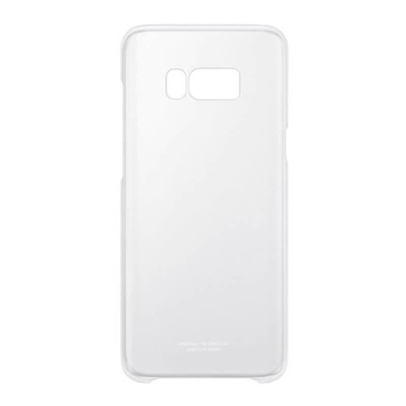 Clear Cover Samsung S8 Plus G955 - Prateado