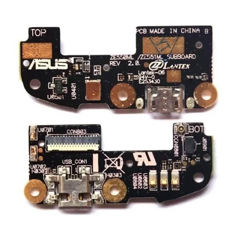 Conetor Carga Asus Zenfone 2