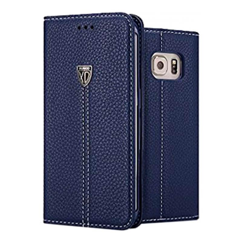 Flip Cover Xundd Samsung Note 4 N910 - Azul