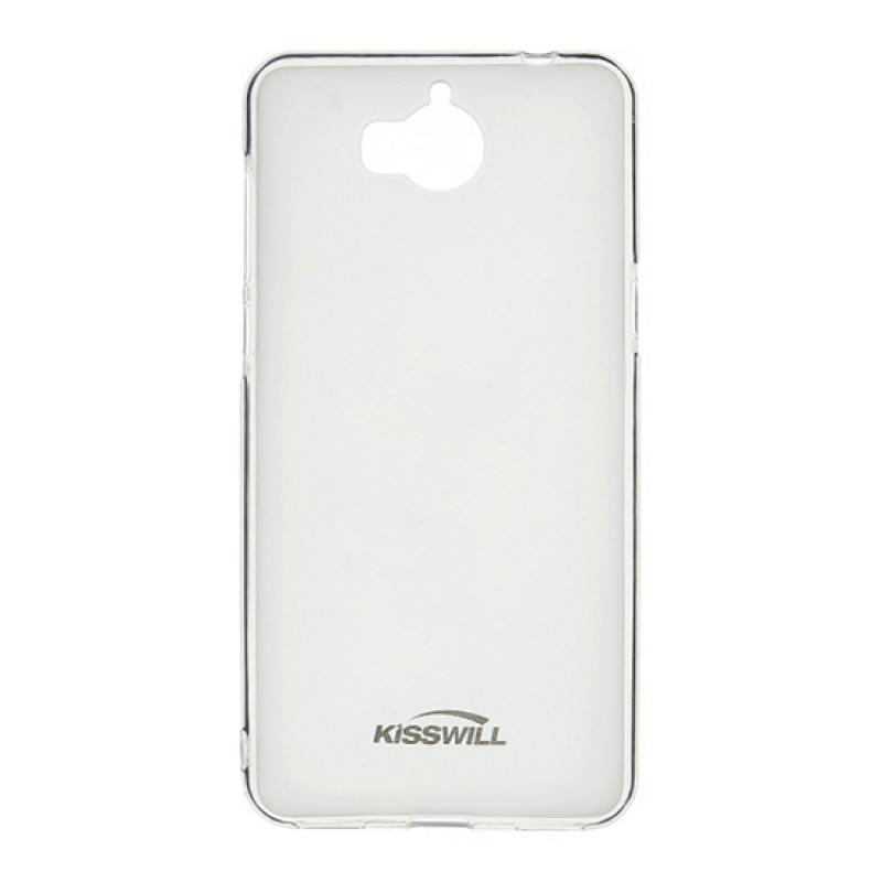 Capa silicone Kisswill Huawei Mate 10 Lite - Transparente