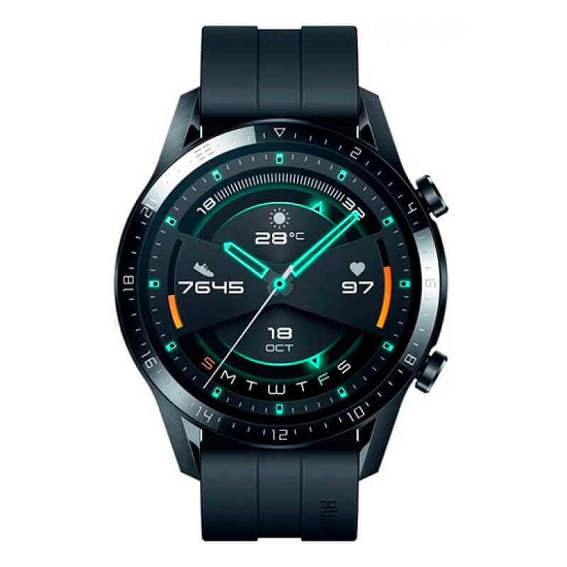 Smartwatch Huawei Watch GT 2 Sport Edition 46mm Preto