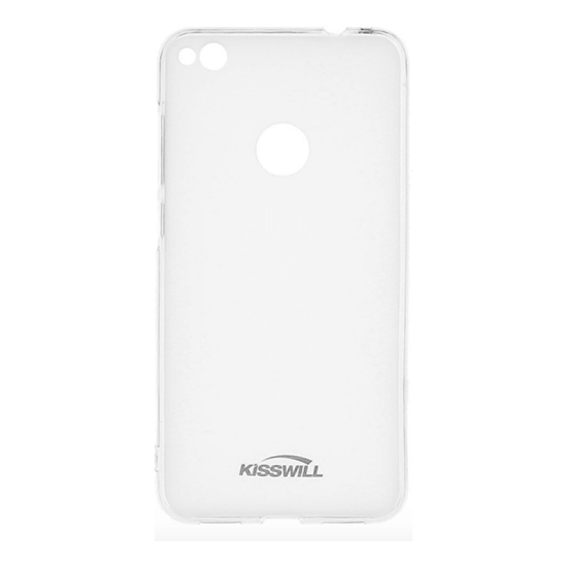 Capa Silicone Kisswill Huawei P9 Lite 2017 - Transparente