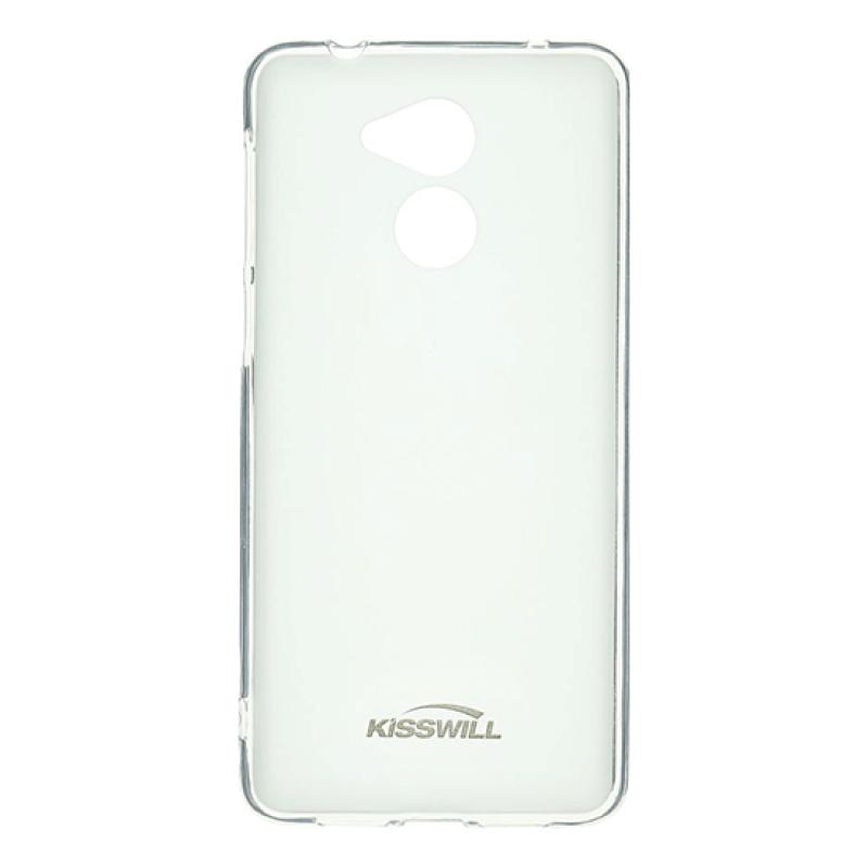 Capa silicone Kisswill Huawei Nova Smart - Transparente