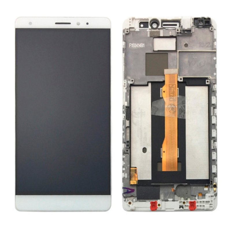 Lcd Huawei Ascend Mate S - Branco