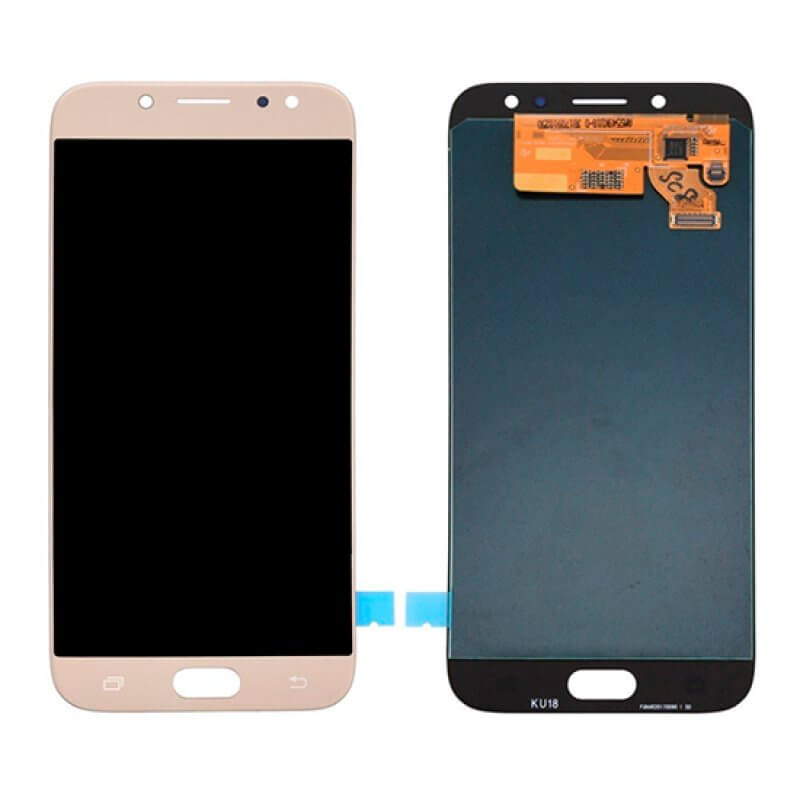 Lcd Samsung Galaxy J7 J730 2017 - Dourado