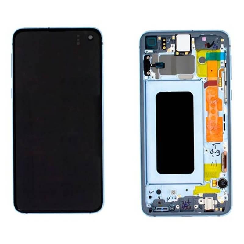 Lcd Samsung Galaxy S10e G970 GH82-18852C Azul