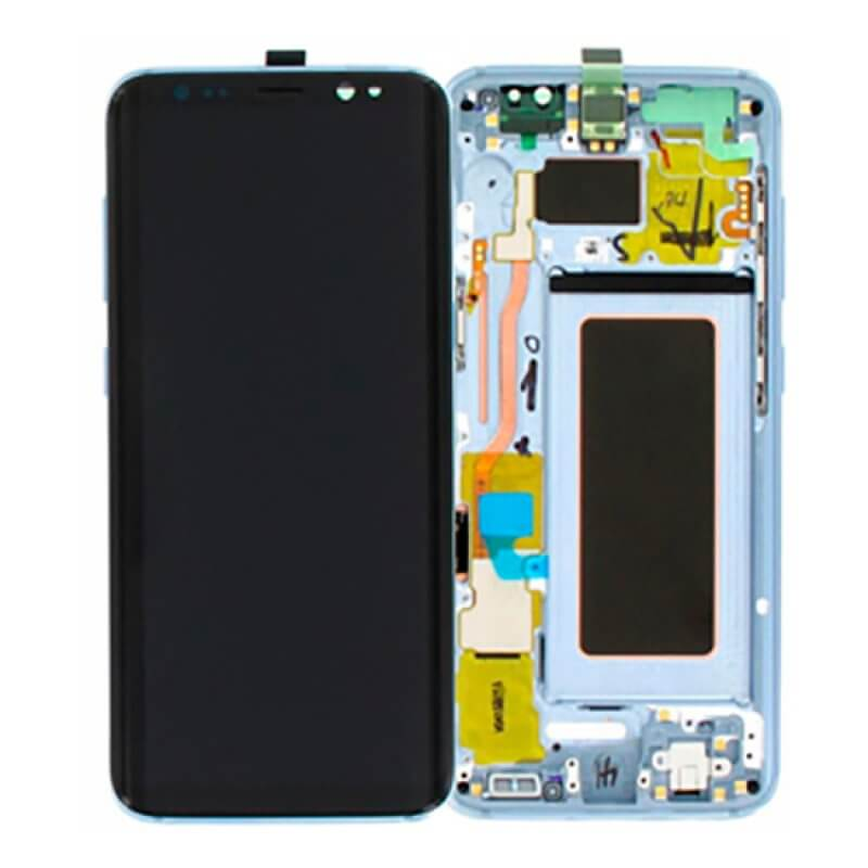 Lcd Samsung Galaxy S8 G950 - Cinzento Orquídea