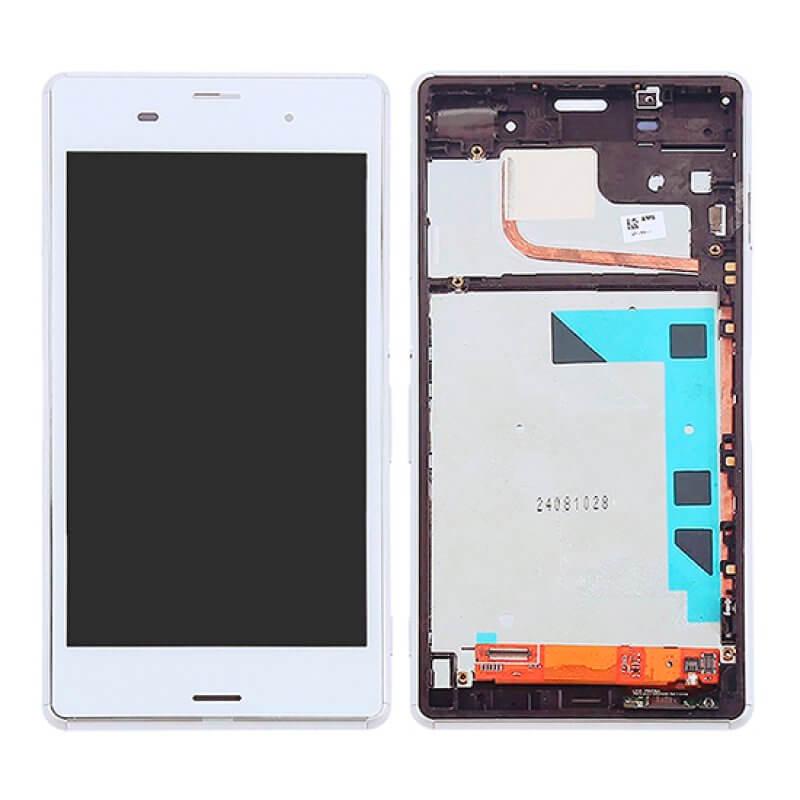 Lcd Sony Xperia Z3 D6603 - Branco