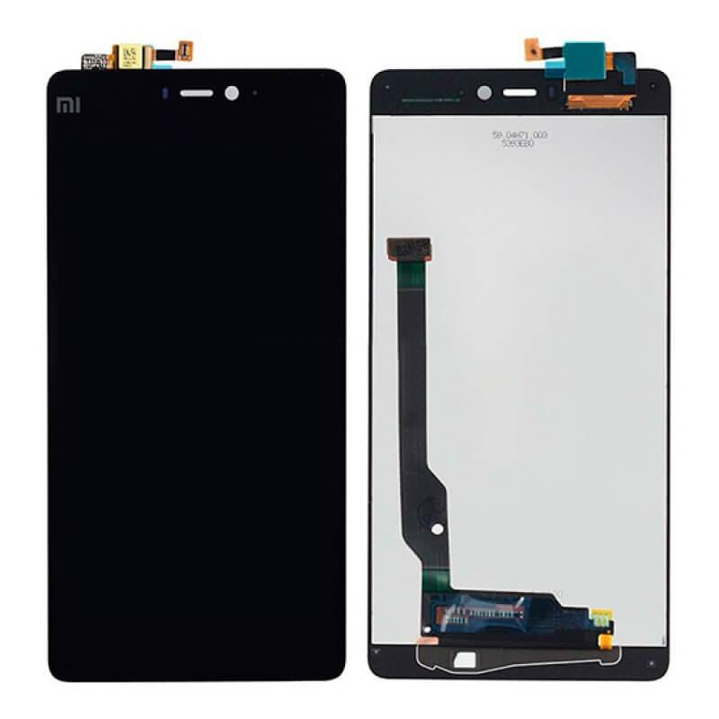 Lcd Xiaomi Mi4 - Preto