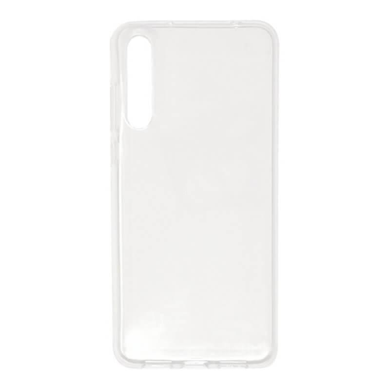 Capa silicone Huawei P20 Pro - Transparente