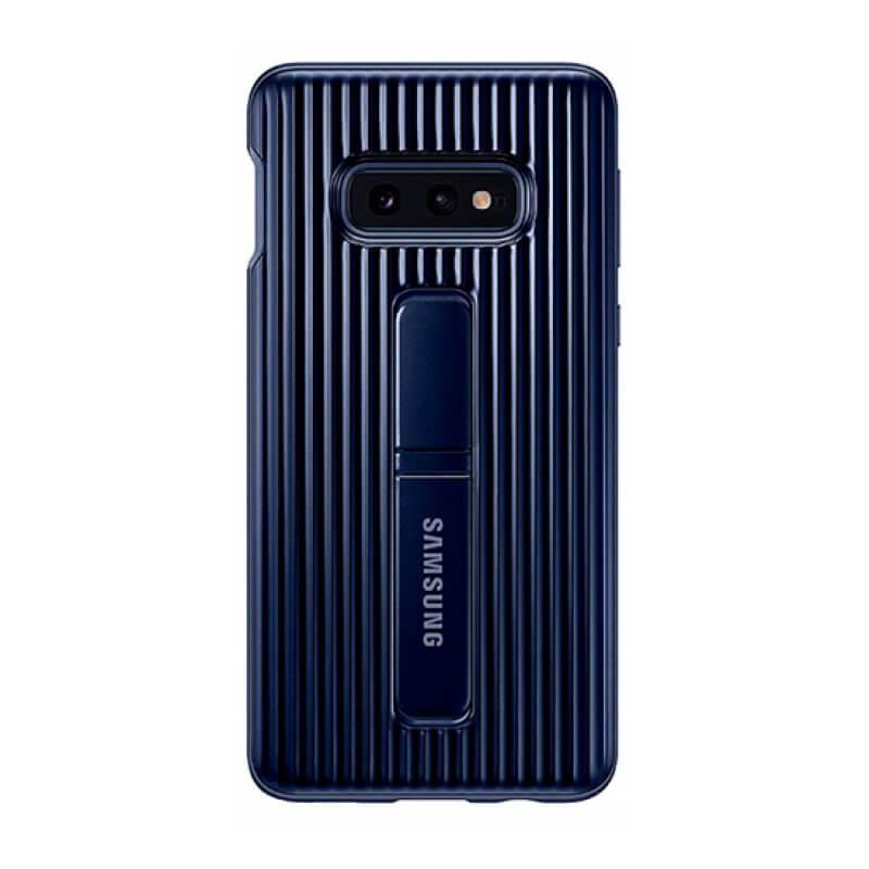 Protective Cover Standing Samsung Galaxy S10e G970 - Azul