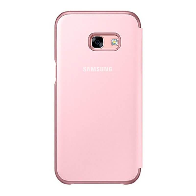 Flip Cover Samsung A3 A320 2017 - Rosa