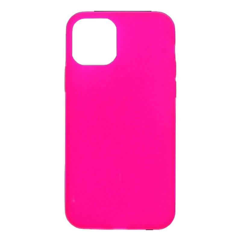 Silicone Cover iPhone 11 Pro Max - Rosa