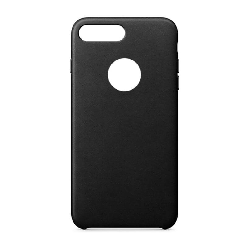 Silicone Cover iPhone 7/8 Plus - Preto
