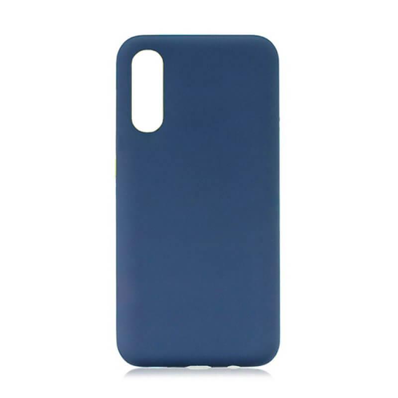 Capa Silicone Samsung Galaxy A70 - Azul