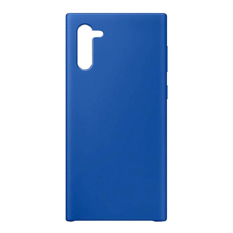 Capa Silicone Samsung Galaxy Note 10 - Azul