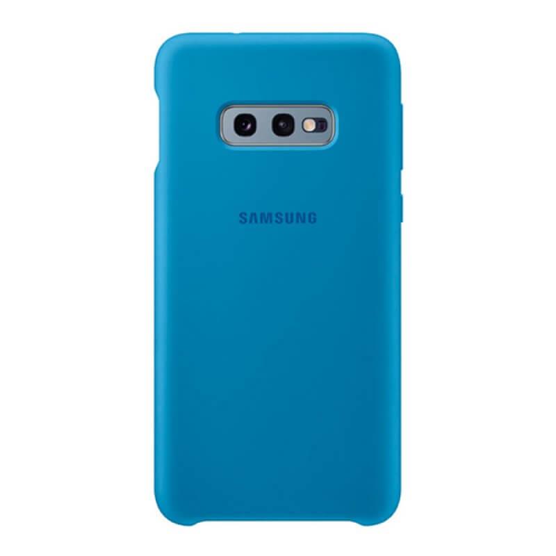 Silicone Cover Samsung Galaxy S10e G970 - Azul