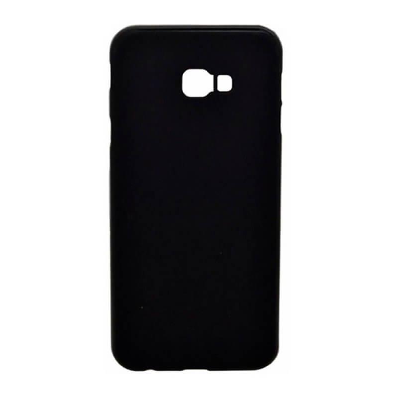 Silicone Cover Samsung J4 Plus j415l - Preto