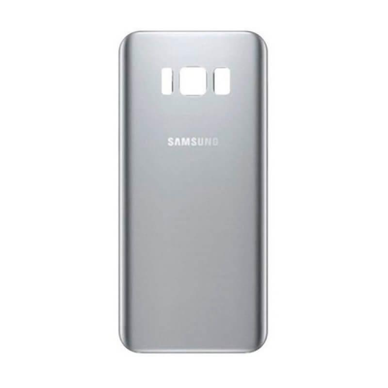 Tampa de Bateria Samsung Galaxy S8 G950 - Prateado